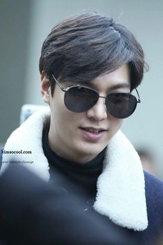 2017-2-15 at Gimpo Airport from Jejudo | Lee Min Ho