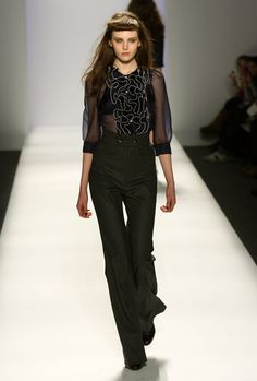 Verrier  Fall 2009, love the pants