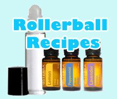Rollerballs Recipes are specialty blends of doTERRA Essential Oils that you make up for your own use. Here I have posted 16 of the most favorite recipes.
