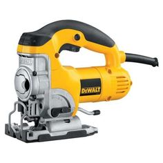 DEWALT 6.5-amp Jig Saw-DW331K - The Home Depot