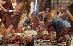 Radu Oltean: combate fatricida en las calles de Roma entre partidarios de Sila y de Mario (88-87 a.C.)