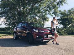 Novo Chevrolet Tracker 2017 Deisi Remus teste de carro