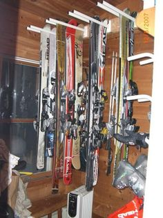 Ski hanger.JPG & A Step-by-Step Guide to Building Your Own Ski Rack | Pinterest ...