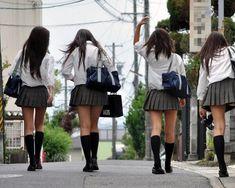 ○•SCHOOL GiRL~•○ school uniforms - - girls - - school bags - - pleated skirts - - - cute - - kawaii