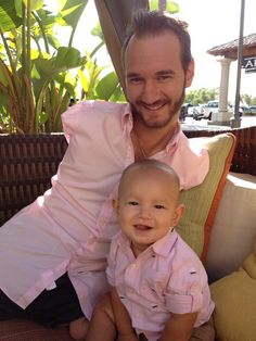 #NickVujicic is one truly amazing person.  Nick Vujicic is an evangelist who has shared a message of hope to over 5 million people in 44 countries. He shares how his faith, which is rooted in the Lord Jesus Christ, changed his life forever! He is the Founder, President and CEO of Life Without Limbs, a non-profit organization whose mission is to share the Good News of Jesus Christ through Nick's own life.