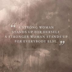 """Discover the inspirational quotes and sayings on strong women with images. We've selected the best quotes, enjoy. Best Strong Women Quotes And Sayings With Images """"We need women who are so strong they can be gentle, so Life Quotes Love, Woman Quotes, Great Quotes, Quotes To Live By, Me Quotes, Motivational Quotes, Inspirational Quotes, Quotes Women, Strong Quotes"""