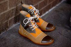 Gram 420G - Mustard | Sneaker | Kith NYC