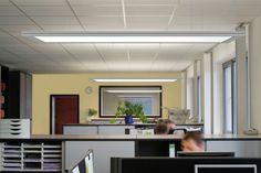 Design concept for high quality office lighting | lighting.eu