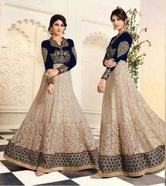 Online Shopping from wide range of Indian Salwar Kameez, Designer Salwar Kameez, Anarkali Suits, Bollywood Salwar Kameez at SilkMuseum. Shop from exclusive range of Salwar Kameez designs and Latest Salwar Kameez Stock at cheap prices and get express shipp Bollywood Outfits, Pakistani Outfits, Indian Outfits, Indian Salwar Kameez, Salwar Kameez Online, Salwar Suits, Punjabi Suits, Abaya Fashion, Indian Fashion