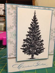 Special season , stampin up