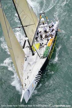 yacht racing #team work                                                                                                                                                      More