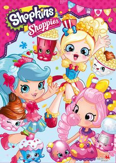 shopkins shoppies - Google Search