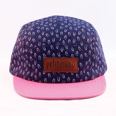 ce98a773 nunu_one — petit nunu's original 5-Panel cap. All come in two small sizes
