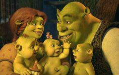 Princess Fiona & Shrek