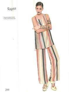 Camisola y palazzo de seda #VictoriaJess en Para Ti Anticipo Colecciones [Agosto 2015]