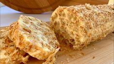 Na tento recept z youtube potrebujete len 3 bežne dostupné suroviny. Príprava je veľmi jednoduchá a výsledok je fantastický!Potrebujeme:450 g lístkového cesta200 g masla1 plechovku kondenzovaného mliekaPostup:Lístkové cesto si vyvaľkáme a nakrájame na pásiky dlhé … Russian Cakes, Cheesecake, Dessert Recipes, Food And Drink, Cooking Recipes, Bread, Baking, Sweet, Kitchens