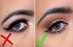 Mira este tutorial para aprender hacer el maquillaje perfecto..#parpado #caido #maquillaje