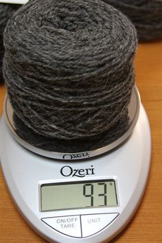 Determining Yarn Yardage from an Unlabeled Skein - Inside Knits - Blogs - Knitting Daily