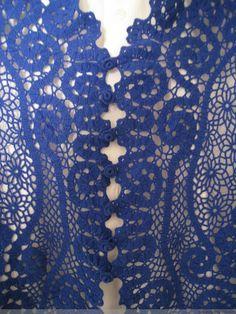 我的蓝色百花争艳 - 萍玩线线 - 萍玩线线