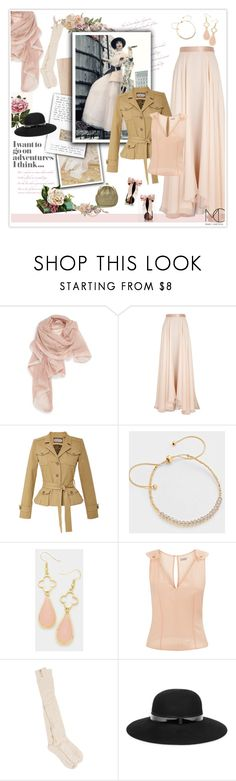 """Adventures everyday!"" by mcheffer ❤ liked on Polyvore featuring Kate Spade, La Fiorentina, Lanvin, La Perla and PACT"
