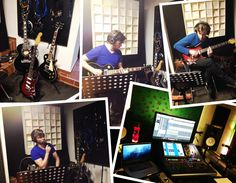Time for Guitars. Time for the extraordinary play of Bary O´Mahony. He really knows how to spice up even already thrilling sounds. Debut Album, Spice Things Up, Guitars, Play, Studio, Studios, Guitar