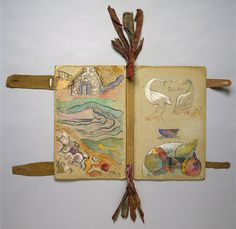 fotent:  Gauguin -The artist portfolio Pont-Aven 1894