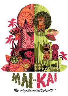 Mai-Kai - Celeste Cronrath (oh god, i love this place!!)