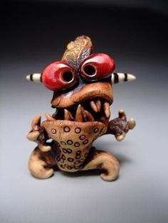 Local Clay: Artist's Gallery Page -James DeRosso