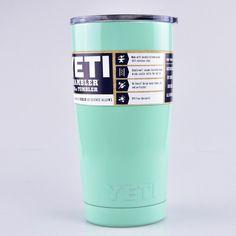 Tiffany Blue Yeti Rambler Tumbler Amp Colster Drinks