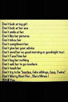 Protective Boyfriend Quotes. QuotesGram