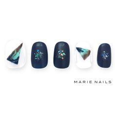 #マリーネイルズ #marienails #ネイルデザイン #かわいい #ネイル #kawaii #kyoto #ジェルネイル#trend #nail #toocute #pretty #nails #ファッション #naildesign #awsome #beautiful #nailart #tokyo #fashion #ootd #nailist #ネイリスト #ショートネイル #gelnails #instanails #newnail #cool #stars #blue