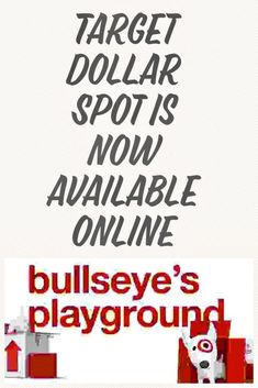 Target Dollar Spot Is Now Available Online