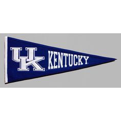 Kentucky Wildcats NCAA Traditions Pennant (13x32)