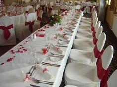Simple Wedding Table For Wedding Cake