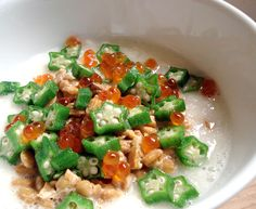 I want to make this slimy dish, but will leave out the natto though.