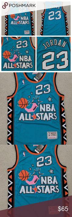 d011672e113 Michael Jordan Retro NBA All Star Jersey Medium Michael Jordan 1996 NBA All  Stars Retro Jersey