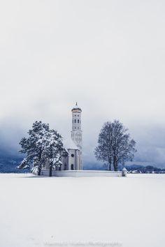 "thephotographerssociety: "" visionsandvistas: "" ""Bavarian Vistas "" "" Great scenery, perfectly captured. Yiannis """