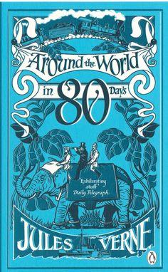 around the world in 80 days | Around the World in 80 Days Book