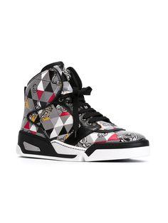 Dark Galaxy Custom Air Force One Sneakers