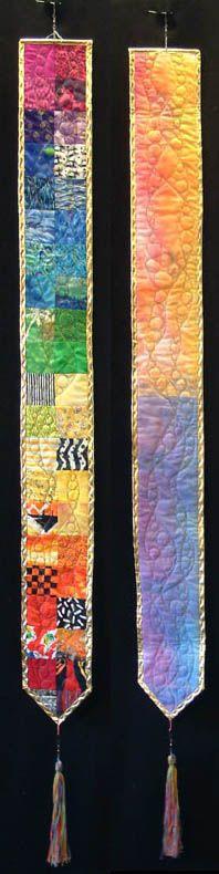 Pieced Banner - Rainbow