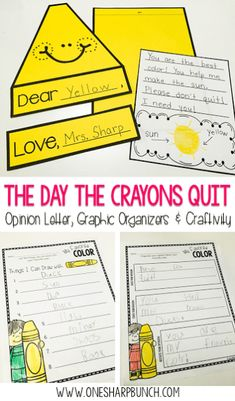 Hi, friends! We're in the home stretch! Just a few more weeks! Since we just wrapped up our opinion unit, I thought I'd post all about how we used one of our favorite stories to learn all about writing a persuasive letter. This post contains affiliate Work On Writing, Writing A Book, Writing Ideas, Writing Centers, Writing Resources, Writing Services, Letter Writing For Kids, Literacy Centres, Easy Writing