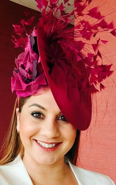 11521 Best Ladies Hats and Fascinators images in 2019  e526cebc95c1
