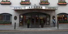 Brooks Hotel in Dublin's Creative Quarter is a luxury 4 star within easy reach of the capitals main attractions. a great place to stay in Dublin city centre Dublin Hotels, Dublin City, Main Attraction, Great Places, Centre, Ireland, Irish