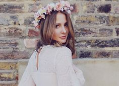 Need to find a flower crown like this, on the cheap!