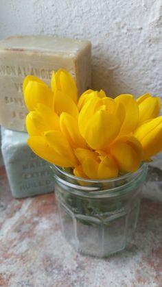 fleurs idée deco