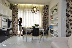 Elegáns és letisztult - Teljeskörű belsőépítészeti és lakberendezési tervezés Divider, Curtains, Room, Furniture, Home Decor, Bedroom, Blinds, Decoration Home, Room Decor