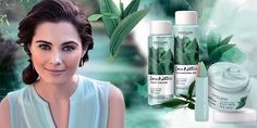 Косметика для жирной кожи лица Чайное дерево Love Nature Tea Tree Oiflame
