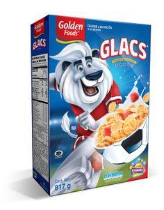 Golden Foods Glacs Ceral packaging.