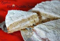 Ma Niche: Eggless Piña Colada Cake