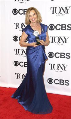 Jessica Lange, winner of best leading actress